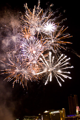 London's Lord Mayor's Fireworks Show – 2008