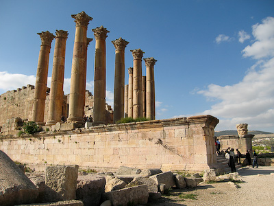 Temple of Artemis – Jerash