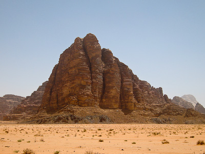 The Seven Pillars of Wisdom – Wadi Rum