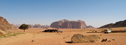 Wadi Run – Lawrence of Arabia country