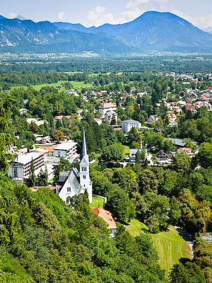 Town of Bled
