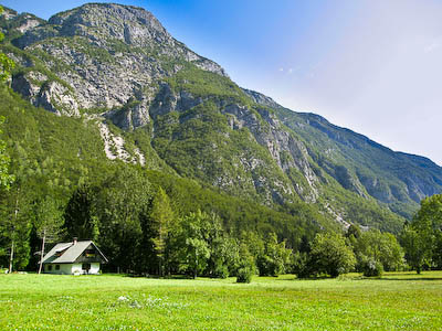 Chalet in Julian Alps